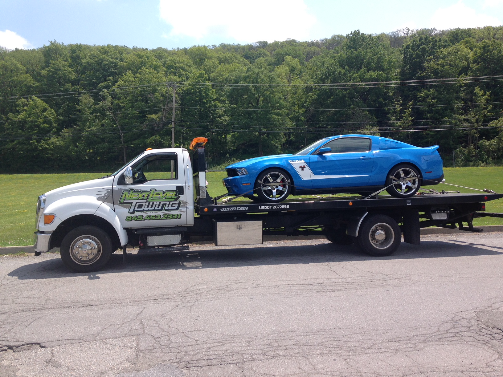 towing 18