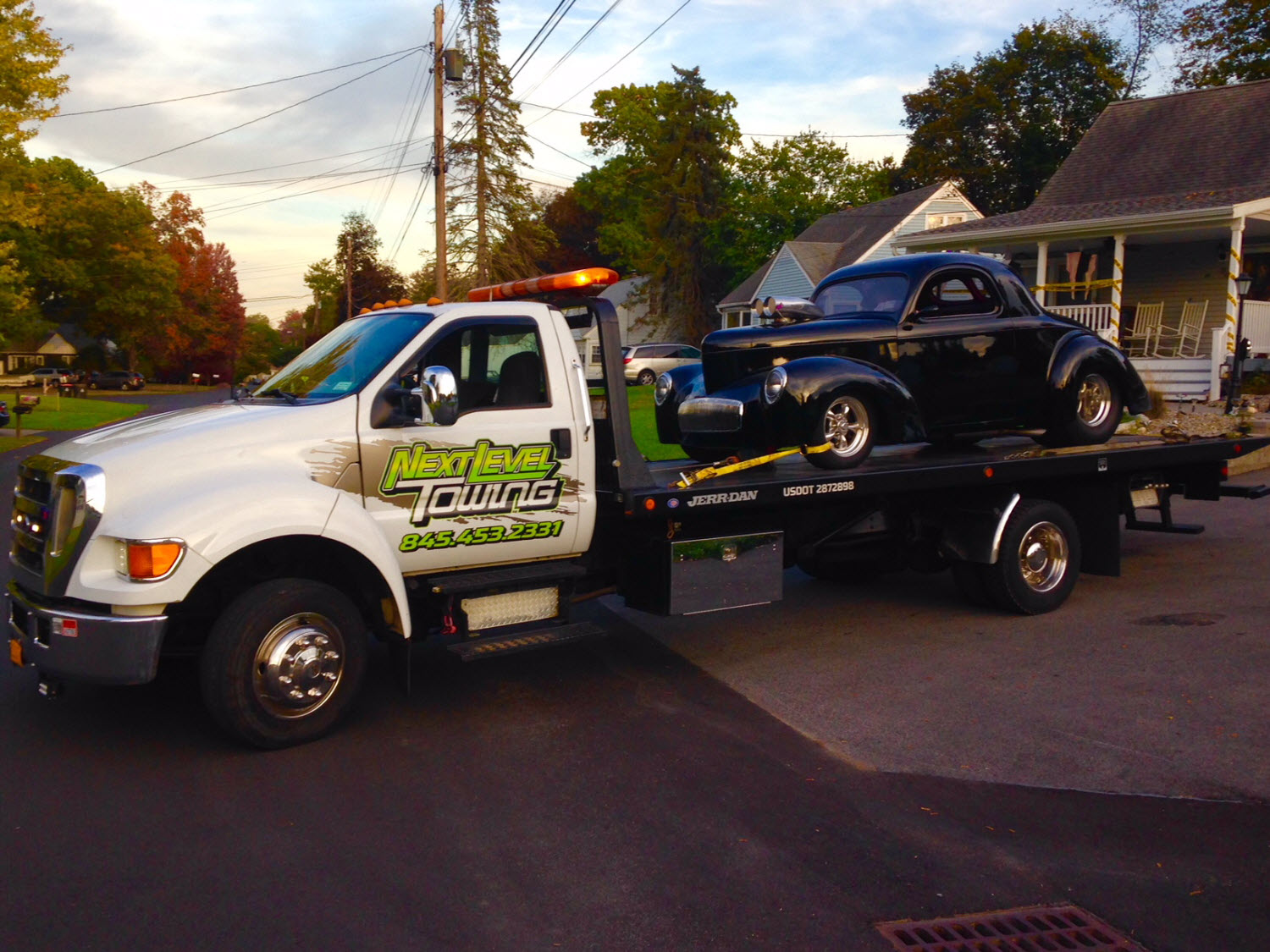 wappingers towing